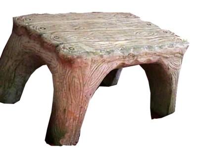 Kiddies Table  - 1 Piece - W503mm x H290mm - 40kg