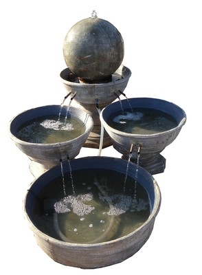 Mary Quatro Fountain