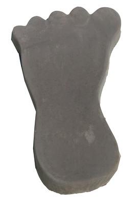 Feet Stepping Black - 600x340x50mm - 13.6kg