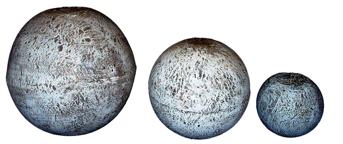 Concrete Ball X-Large - 380mm - 66kg