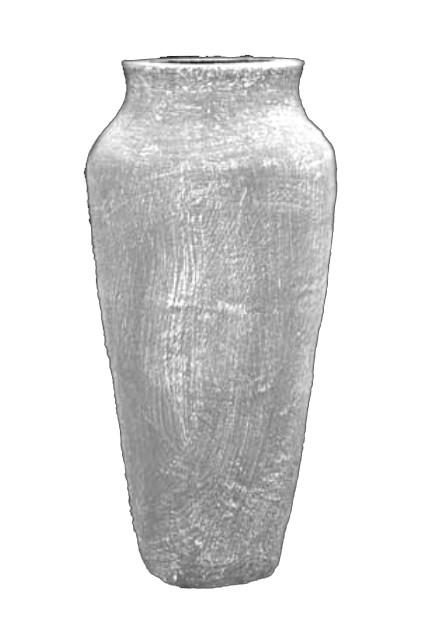 Monaco Jar X-Large Whitewash Finish - H1100mm - 60kg