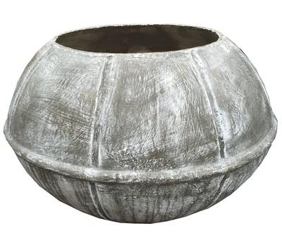 Joshua Double Pot Whitewash Finish - H720mm x W1008mm - 230kg