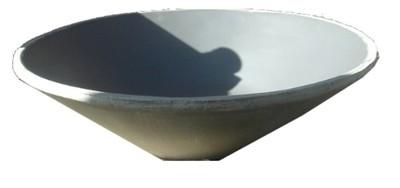 Fountain Bowl Whitewash Finish - H305mm x W1205mm - 120kg