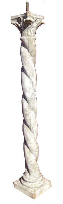 Twisted Column