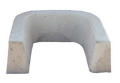 Concrete Horseshoe Surround
