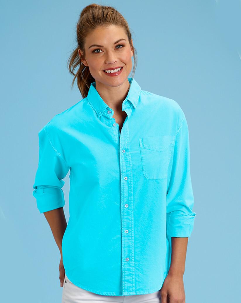 ALSOXFD Oxford Shirt Bluefin