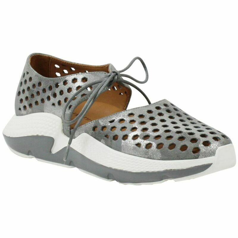 Himar Silver Camo Sneaker