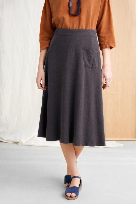 FINAL SALE Bountiful Fields Skirt Turnstone