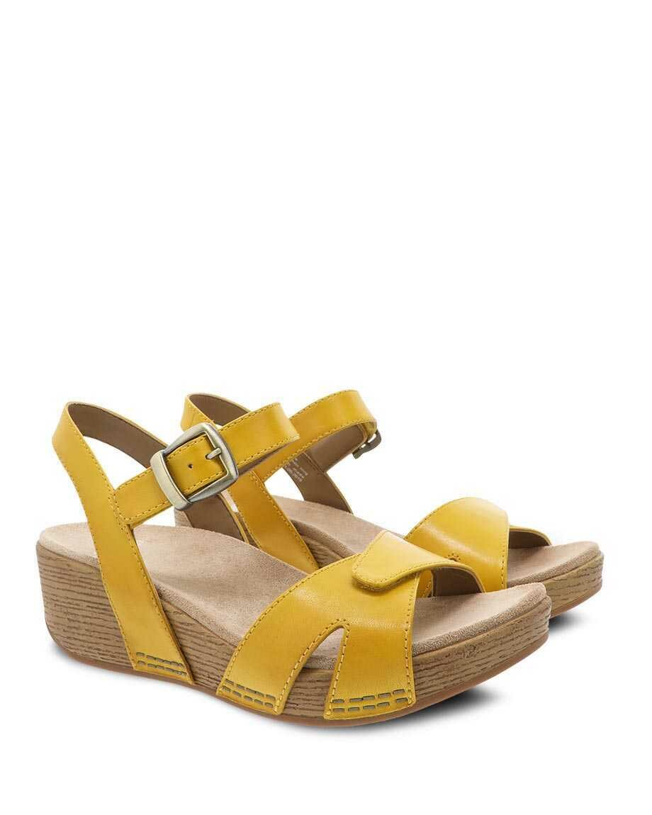 Laurie Yellow Burnished Calf FINAL