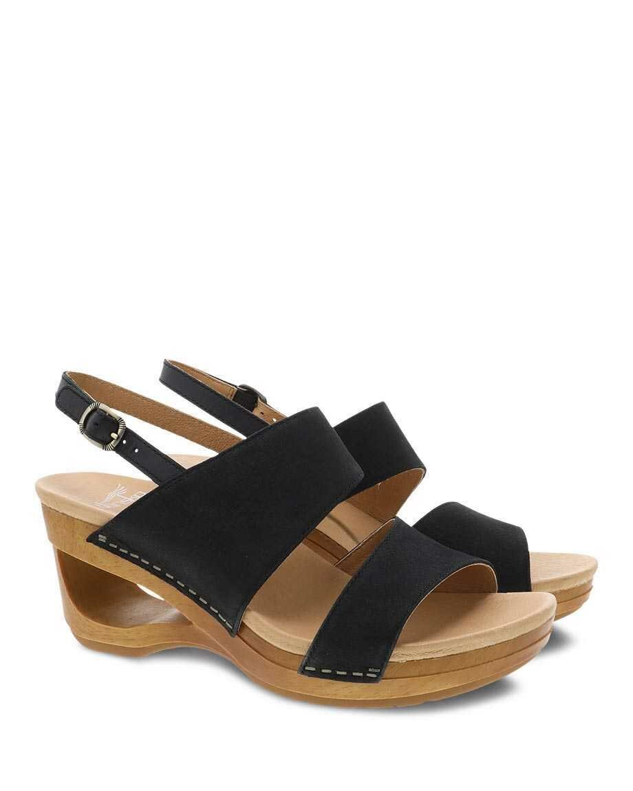 Tamia Black Textured Nubuck FINAL