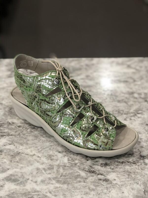 Arena Lime Sandal