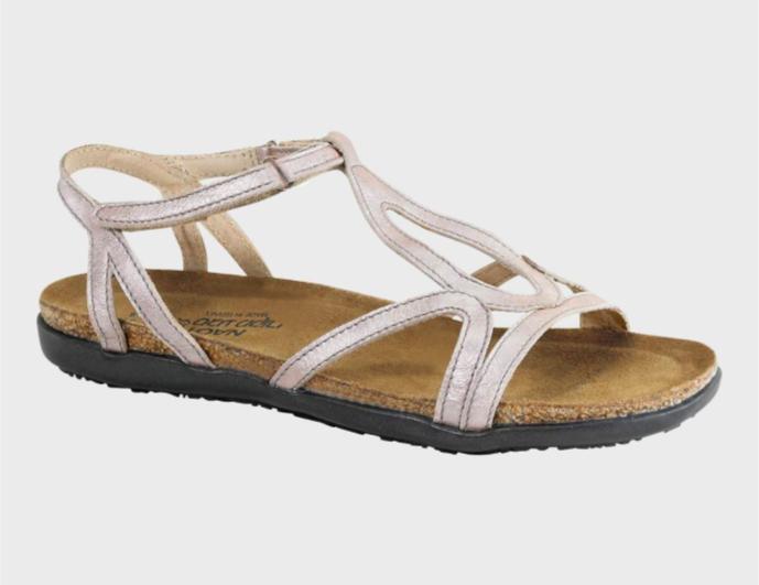 Dorith Naot Sandal in Quartz