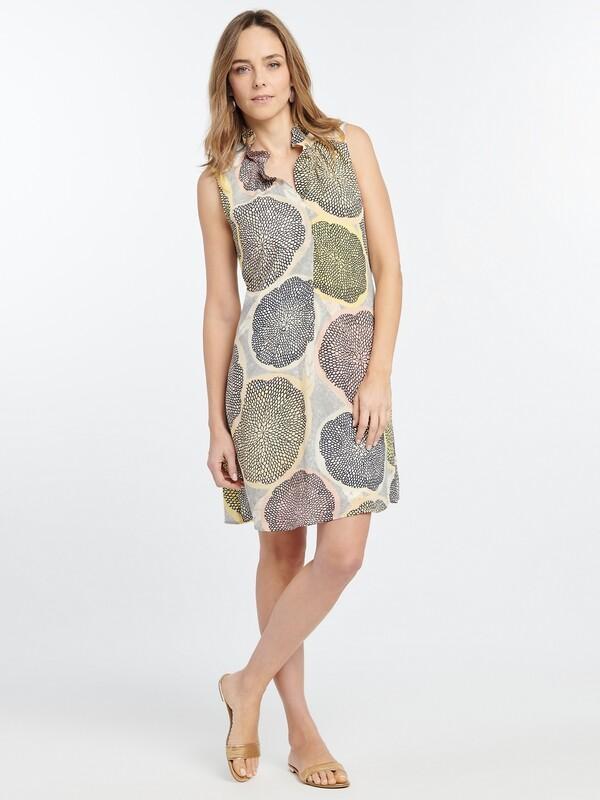 S201912 Citrus Dress