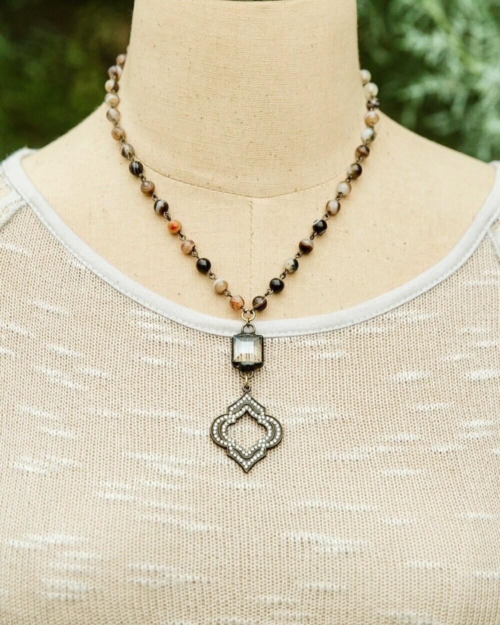 HTN15 Glitzy Necklace