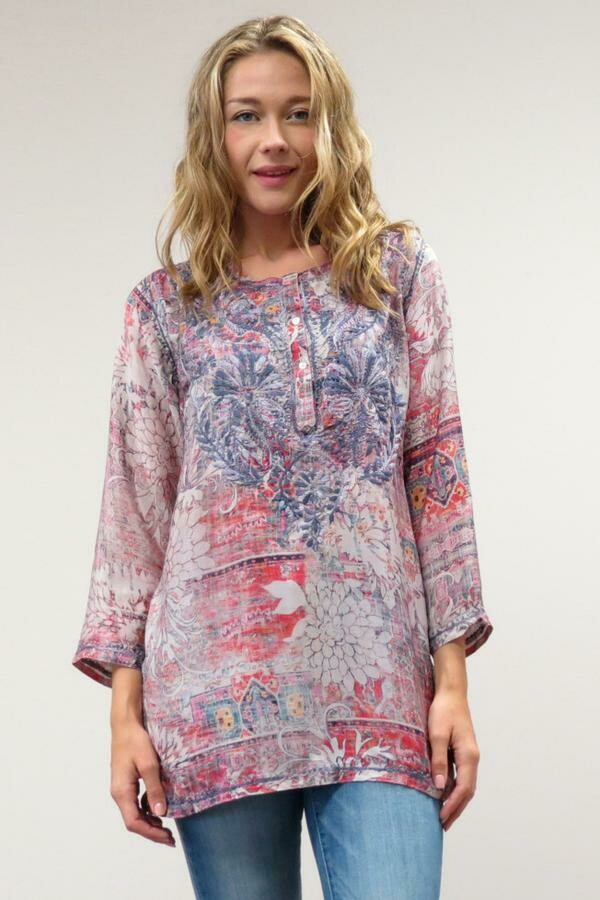 LKNC03 Chandler Tunic