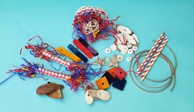 DIY Bird Toy Kit