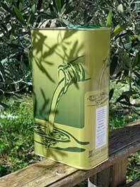 Huile d'olive bio 3 litres