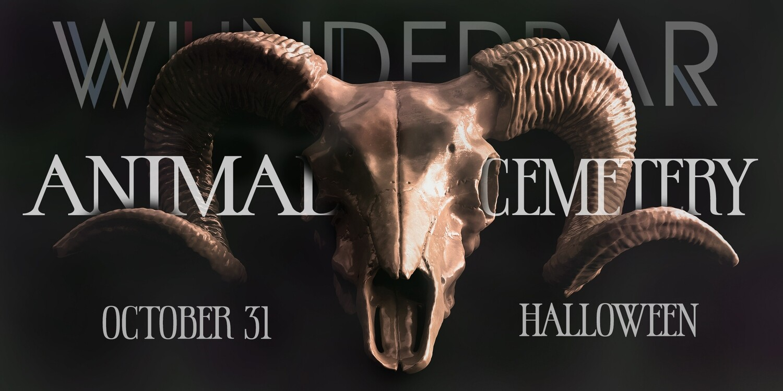 Halloween: Animal Cemetery