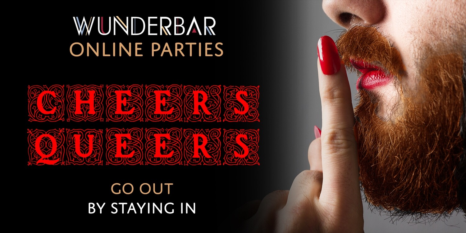 Cheers, Queers: A Virtual Wine Tasting Event