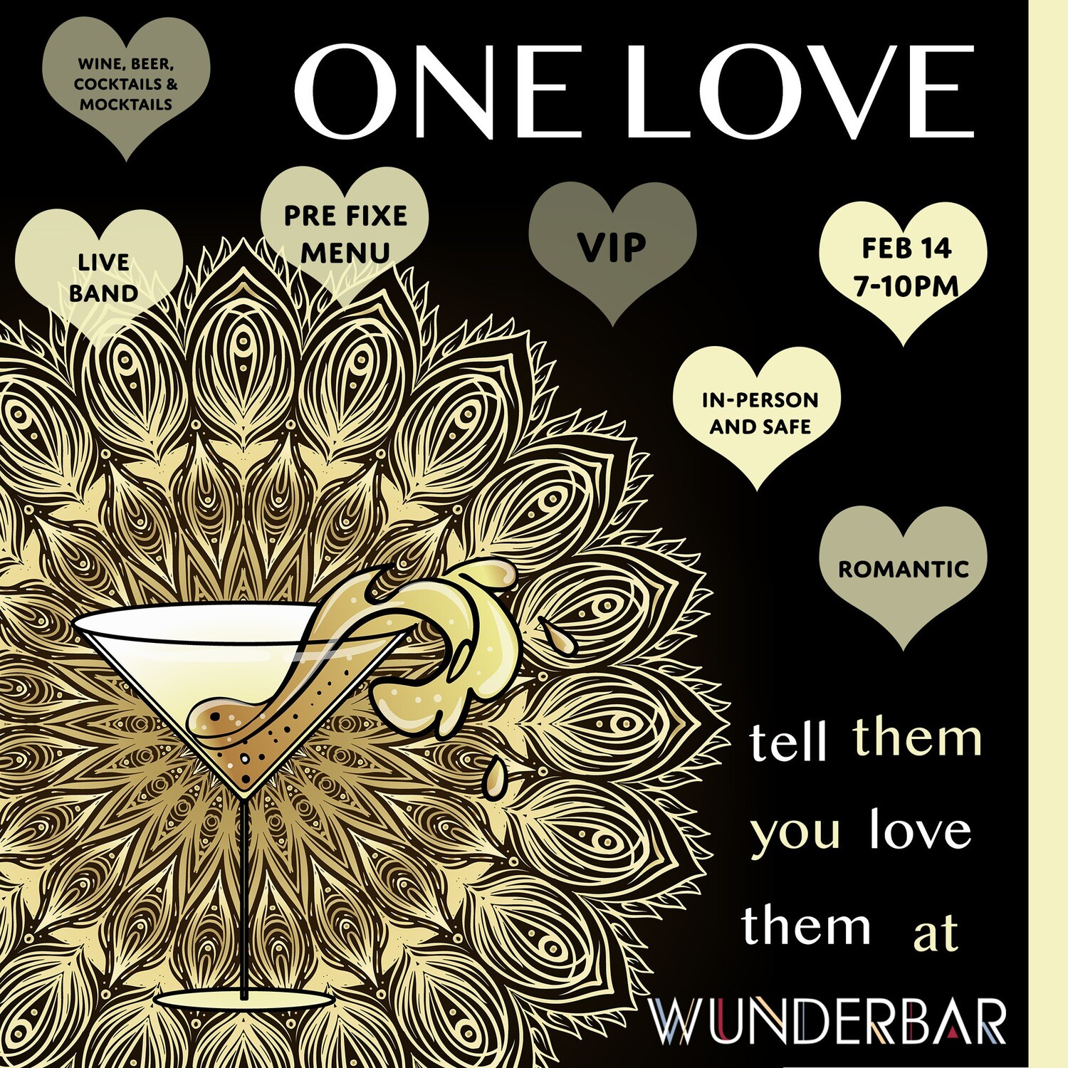 One Love: A VIP Valentines Event