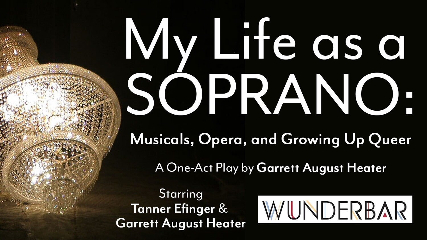 My Life as a Soprano - MAY 1