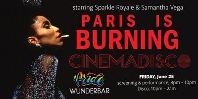 Paris is Burning - CINEMADISCO