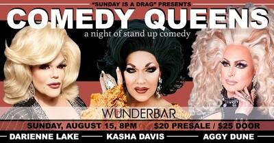Comedy Queens (August 15)