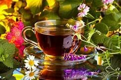Cold and Flu Organic Herbal Tea