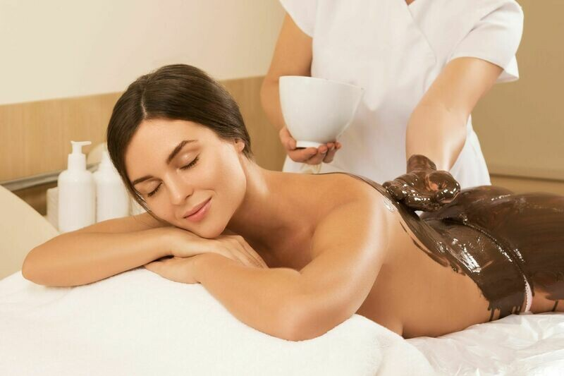 Аккредитив на годовой абонемент массаж плюс обертывание для одного человека