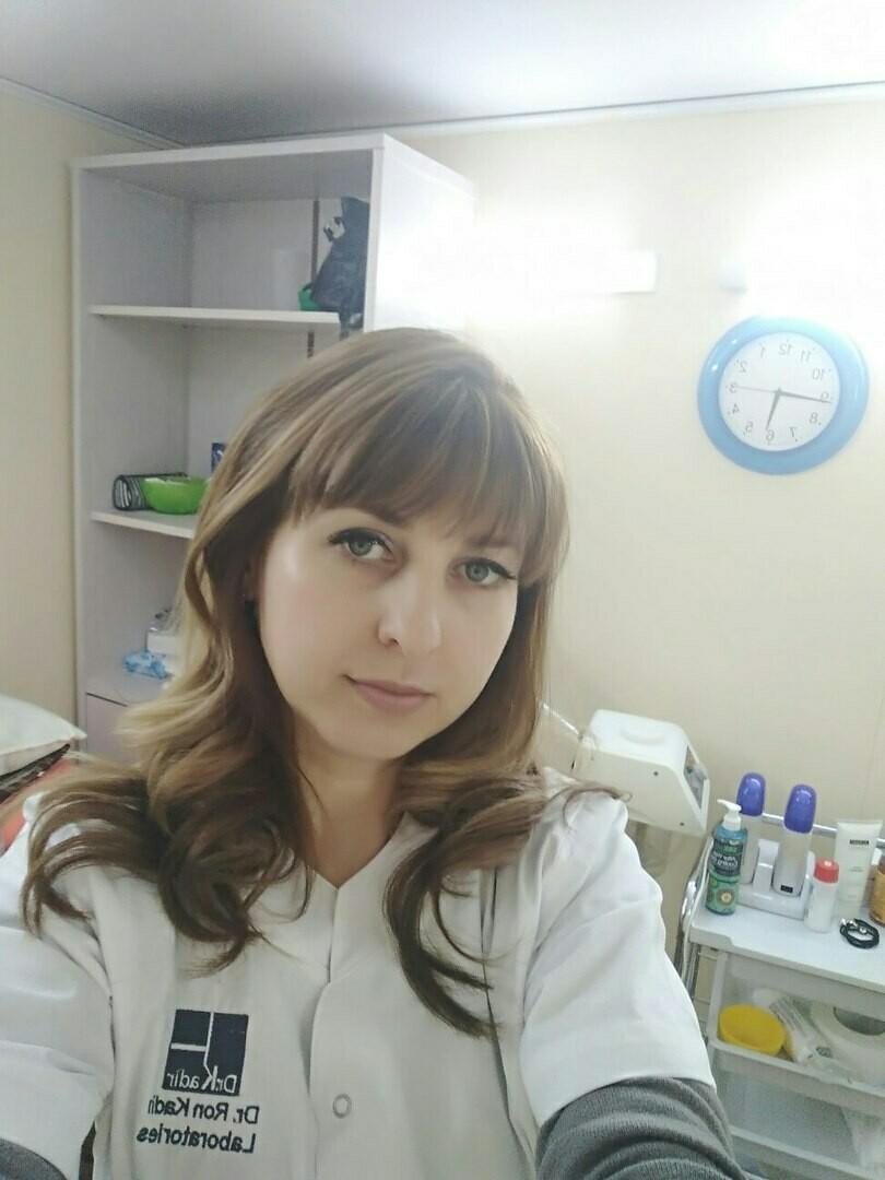 Косметолог массажист