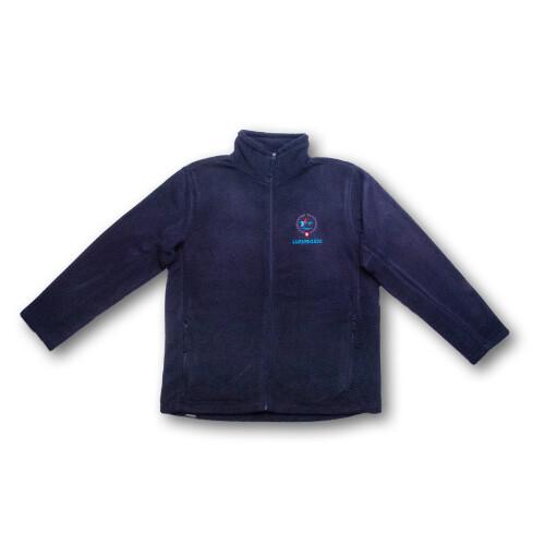 Fleece-Jacke ESF 2020, navy-blau