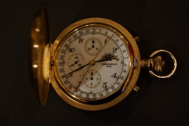Taschenchronometer ESF 2020 Handmanufaktur