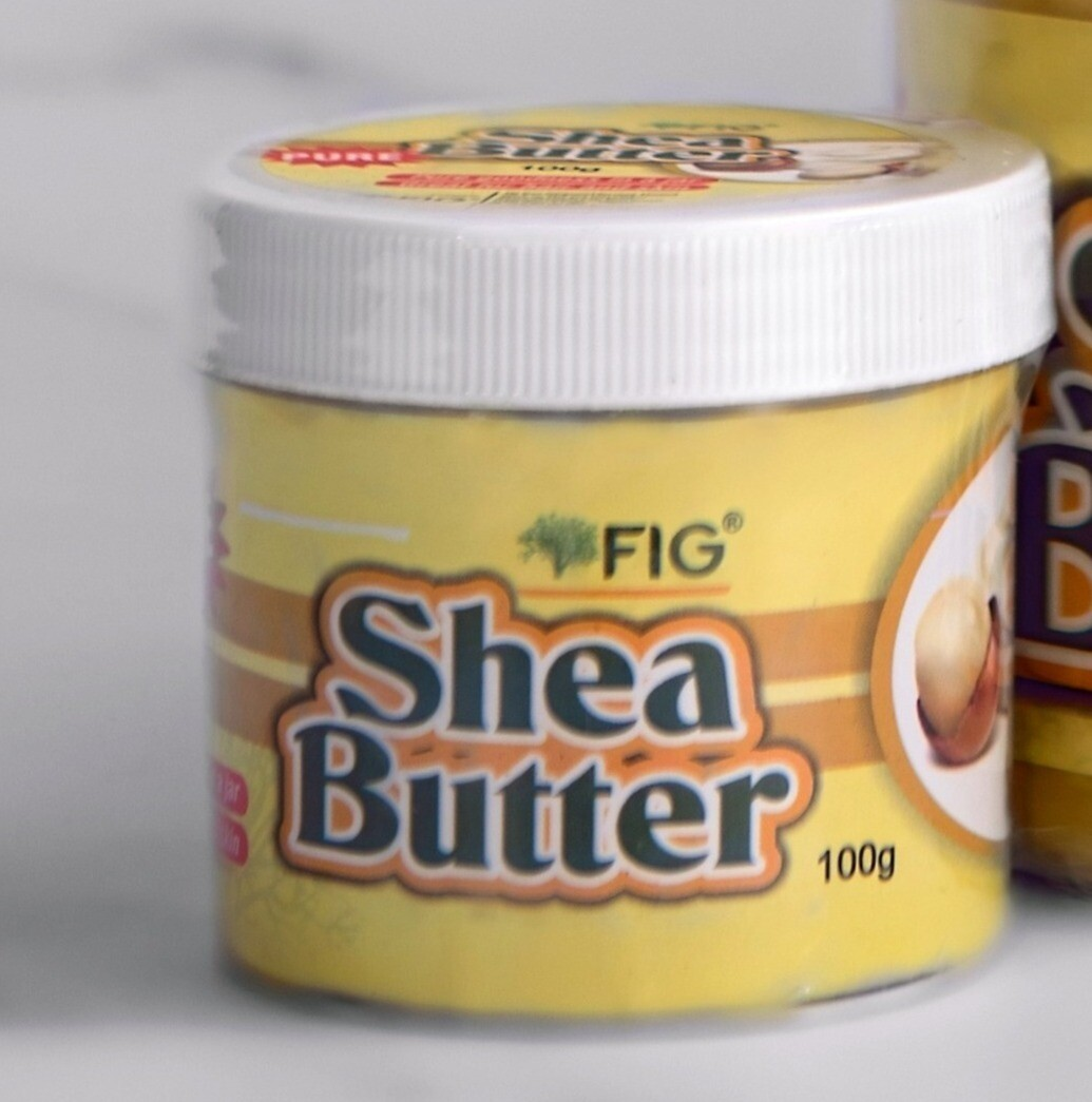 FiGTREE Shea Butter (100g)