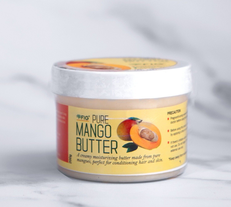 Fig Pure Mango Butter (200g)
