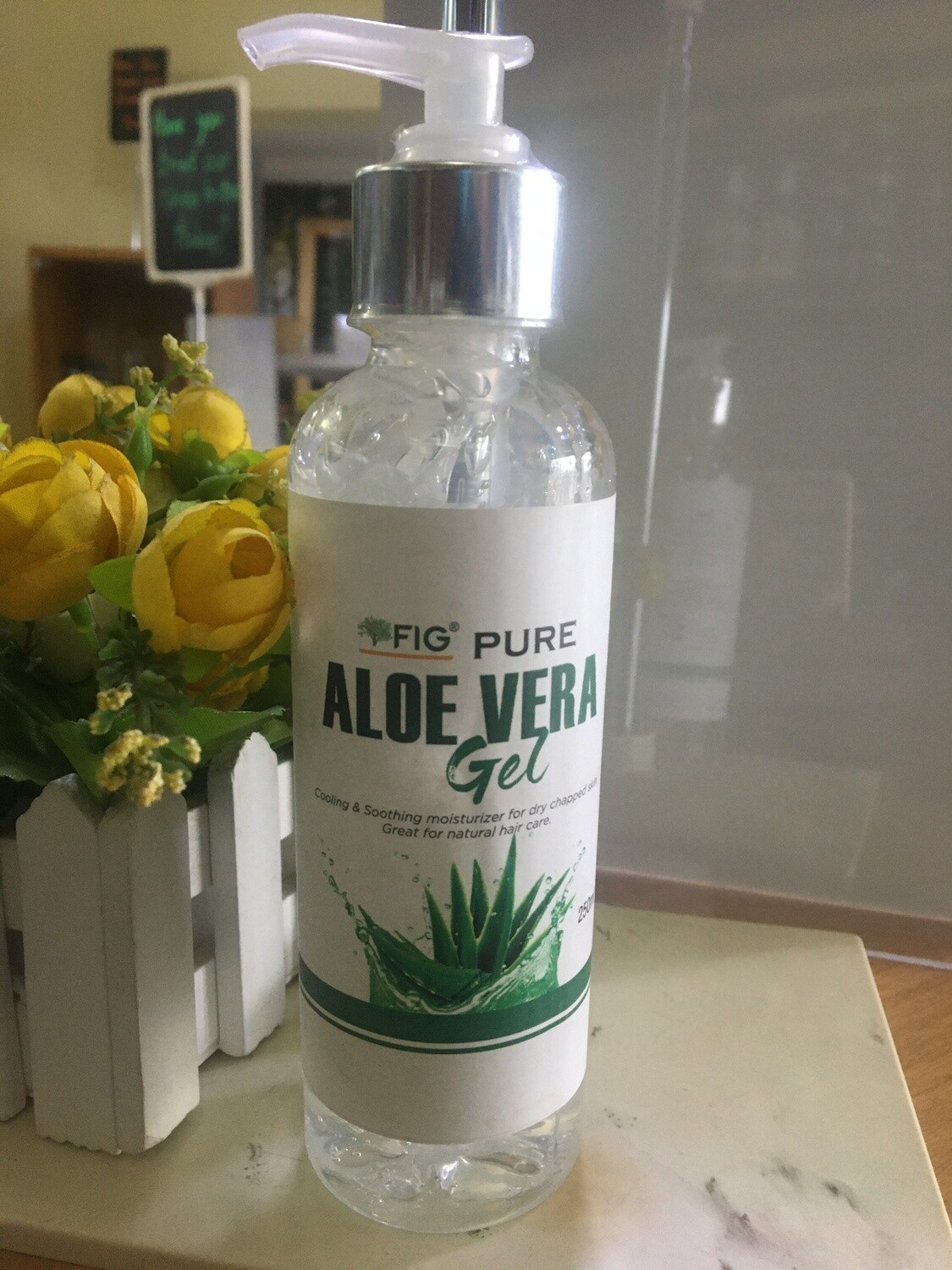 Fig Pure Aloe Vera Gel (250g)