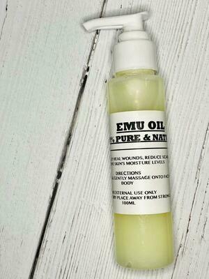 FIG EMU OIL (100ML)