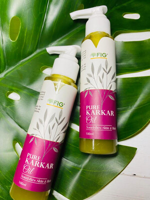 Fig Pure Karkar Oil (100ml)