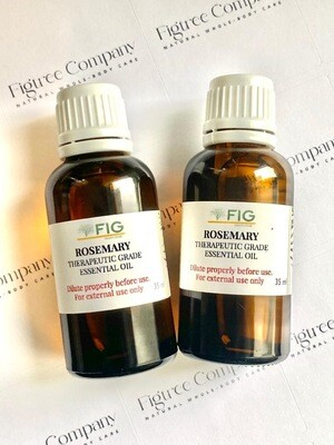 FIG ROSEMARY ESSENTIAL OIL (THERAPEUTIC GRAPE) (35ML)