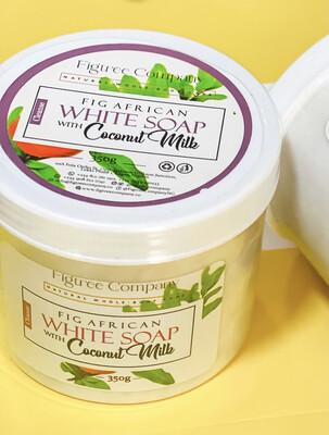 FIG AFRICAN WHITE SOAP (350G)