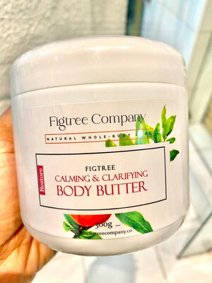 FIGTREE Calming & Clarifying Body Butter (300G)