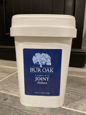 Bur Oak Complete Joint Pellets