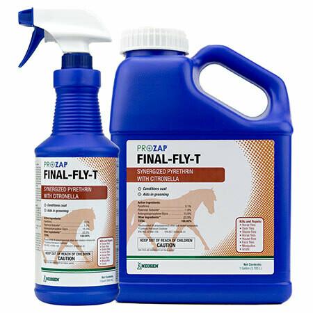 Prozap Final Fly-T Horse Fly Spray