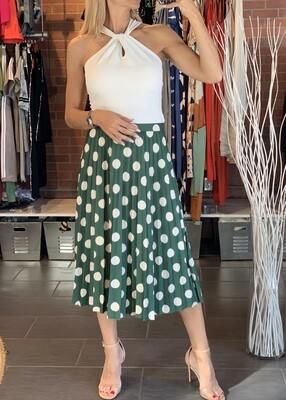 Plissada Skirt