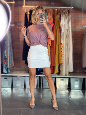 Skirt (w/ shorts underneath) with Pockets