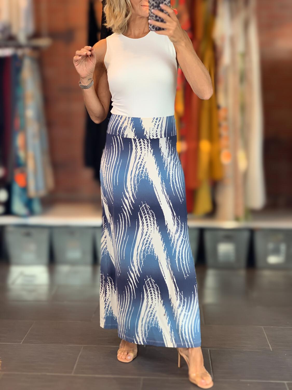 Fluity Long Skirt (SPF 50+)