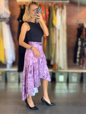 Floral Skirt - One Size (2 Colors)