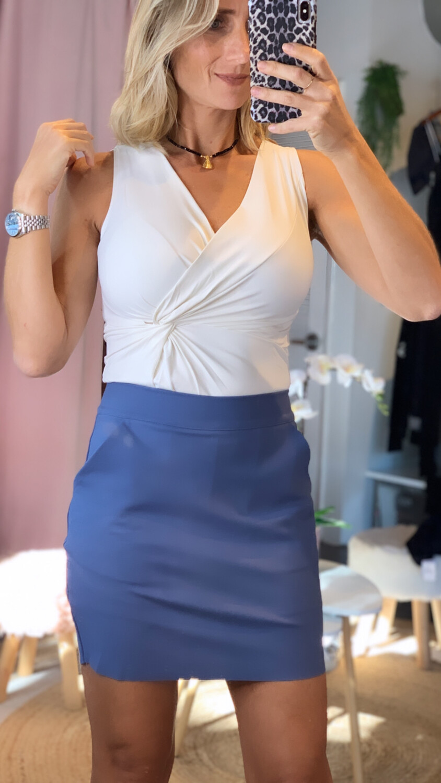 Side Twist Bodysuit