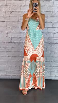 Viscose Summer Dress