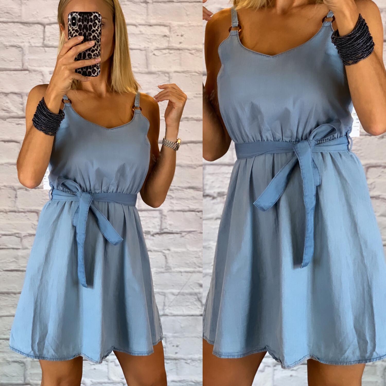 Light Denim Dress