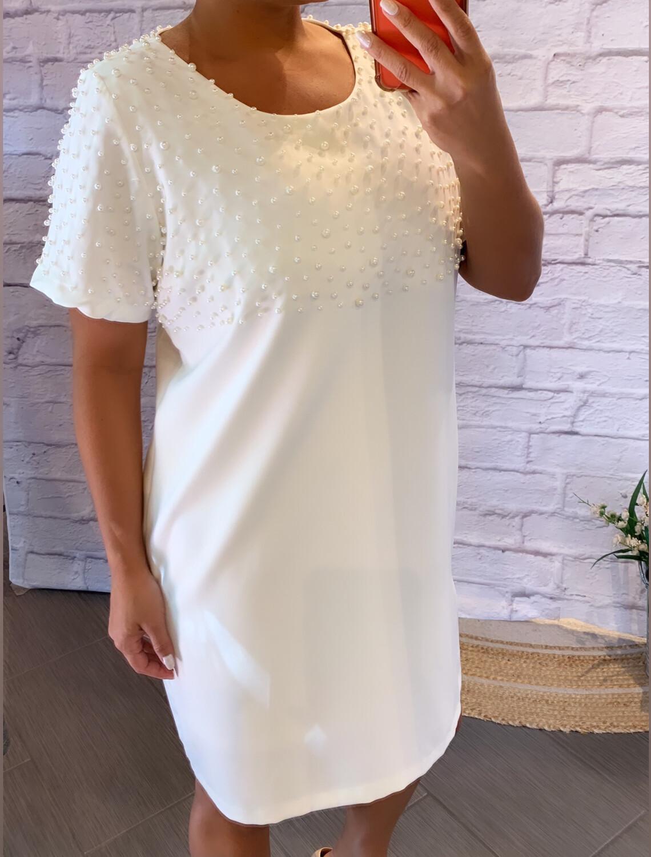 Classy Pearl Dress
